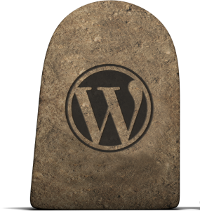 wordpress commandments tablet for theme development