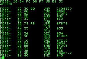 Apple_II_Monitor-green-on-black-machine-code