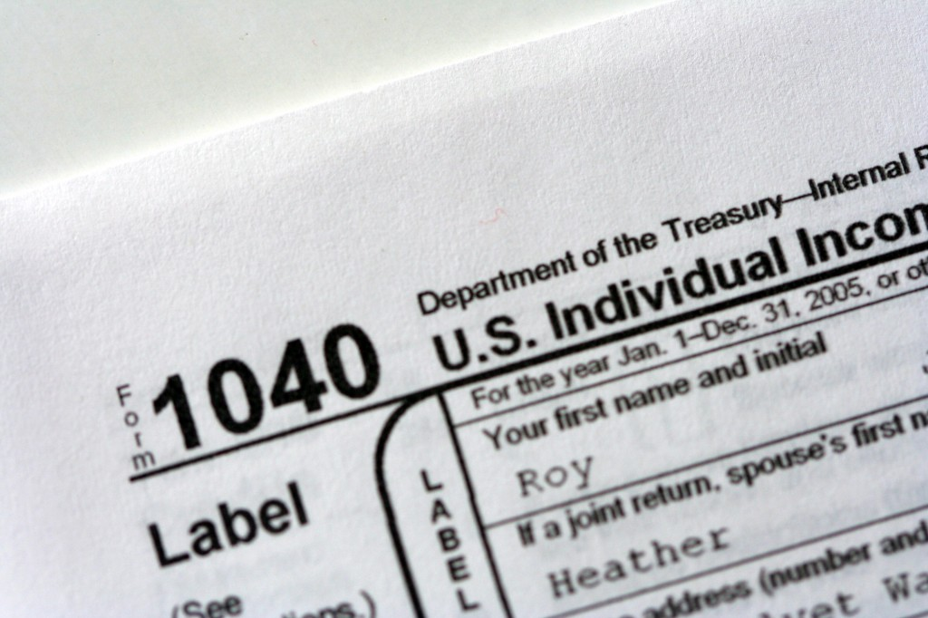 american-taxes-1040