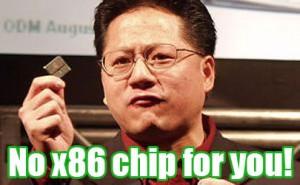 Nvidia_No_x86