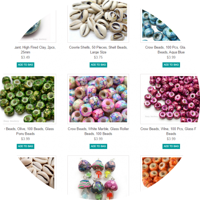 hempbeadery store | press up woocommerce development