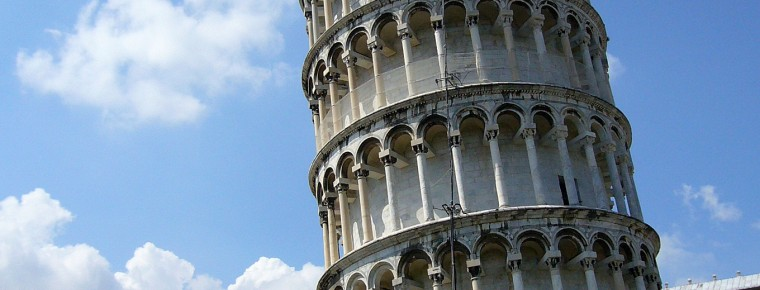 Leaning tower of Pisa | technical debt