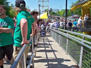 amusement park lines fast lane